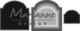 Marianne Design Craftable basic boog CR1439