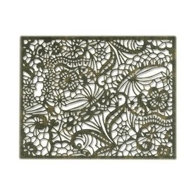 Sizzix Thinlits Die - Intricate Lace