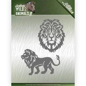 Amy Design die Wild animals 2 - lion