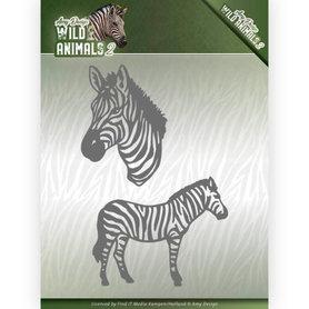 Amy Design die Wild animals 2 - zebra