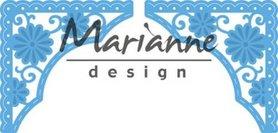 Marianne Design Creatable Anja's hoek - corner LR0538