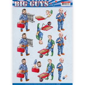3D Knipvel - Yvonne Creations- Big Guys - Repairs