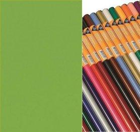 Haza Zijdevloeipapier lichtgroen 18gr 50x70cm