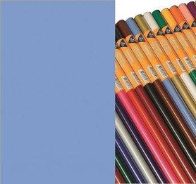 Haza Zijdevloeipapier middenblauw 18gr 50x70cm
