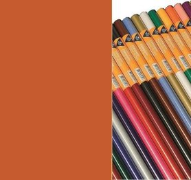 Haza Zijdevloeipapier oranje 18gr 50x70cm