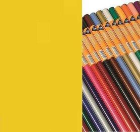 Haza Zijdevloeipapier geel 18gr 50x70cm