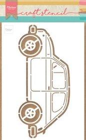 Marianne Design Stencil auto PS8037
