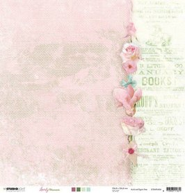 Studio Light Scrappapier 10 vel 30,5x30,5 Lovely Moments nr 04