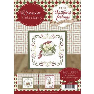 Creative Embroidery - Precious Marieke - Warm Christmas Feelings