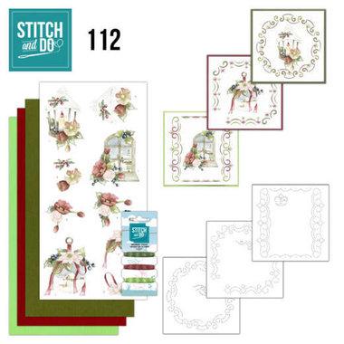 Stitch and Do 112 Warm Christmas Feelings
