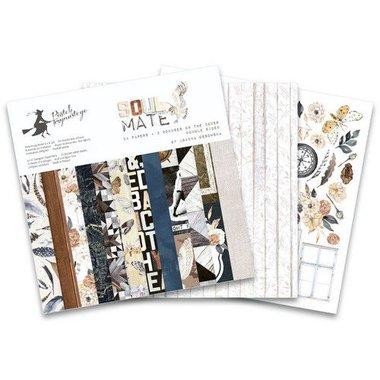 Piatek13 - Paper pad Soulmate 15,3 x 15,3 cm