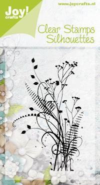 Clearstempel Joy! Crafts Bloem 6410/0336