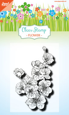 Clearstempel Joy! Crafts Dotterbloem 6410/0455