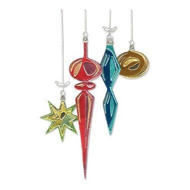 Sizzix Thinlits Die Set - 17PK Hanging Ornaments 664197 Tim