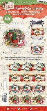Studio Light krimpfolie Classic Christmas