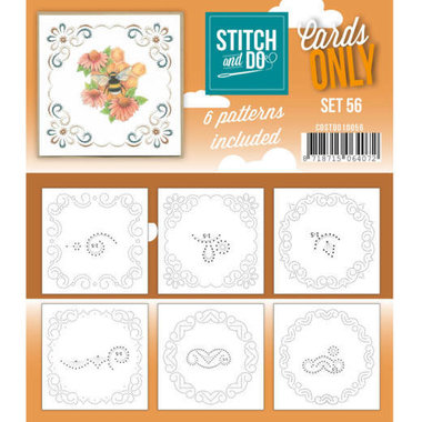 Cards only Stitch 56
