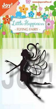 Joy! stempel LH Vliegende fee 6410/0486