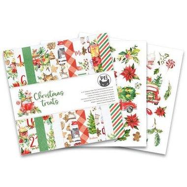 Piatek13 - Paper pad Christmas treats 6x6