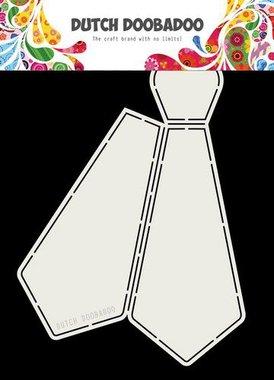 Dutch Doobadoo Card Art stropdas A5