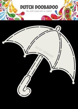 Dutch Doobadoo Card Art Paraplu A5