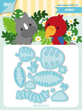 Joy! stencil Jocelijne TF Jungle 6002/1194