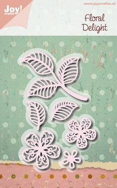 Joy! stencil floral delight 6002/1114