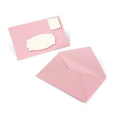 Sizzix Bigz Die - Envelope Mini Lynda Kanase