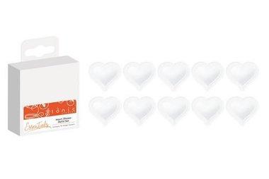 Tonic Studios - heart blister refil shaker set