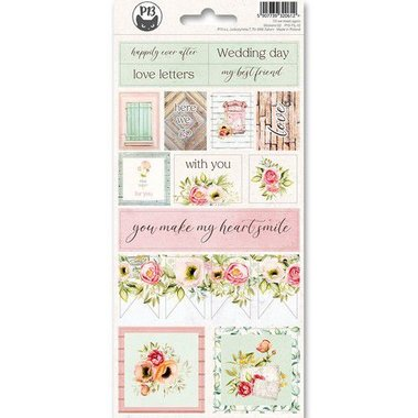 Piatek13 - Sticker sheet Till we meet again 02