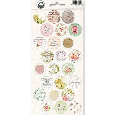 Piatek13 - Sticker sheet Till we meet again 03