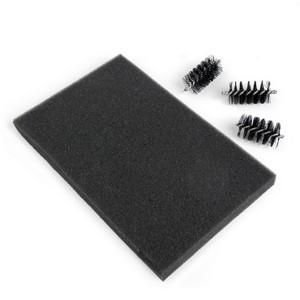 Sizzix Accessory - Replacement Die brush rollers & foam pad