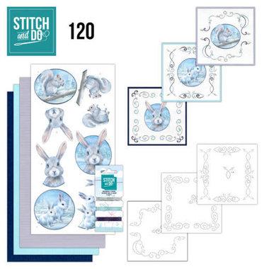 Stitch and Do 120 Artic Friends