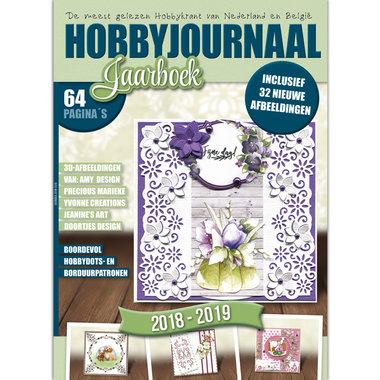 Hobbyjournaal Jaarboek 2018/2019