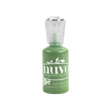 Nuvo Crystal drop - olive branch