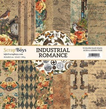 Scrapboys Industrial Romance 30,5 x 30,5 cm