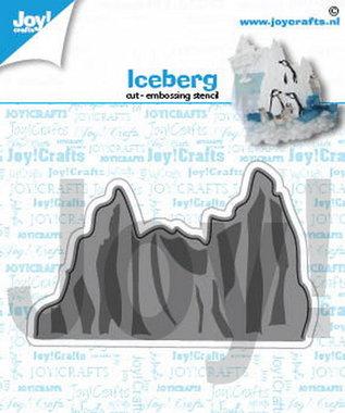 Joy! stencil ijsberg 6002/1418