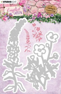 Studio Light Embossing Die English Garden nr.238