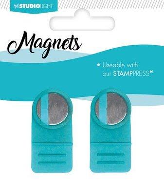 Studio Light - 2 magnets for Stamping platform 16x16CM