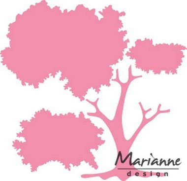 Marianne Design collectable bouw je boom COL1424