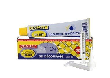 Collall 3D kit losse tube 80 ML
