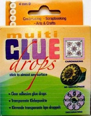JeJe multi glue drops 110 ST 4 mm
