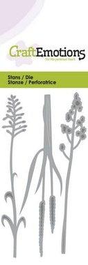 CraftEmotions Die - bloeiend gras