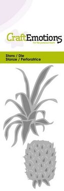 CraftEmotions Die - ananas
