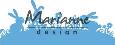 Marianne Design creatable bunny rand LR0588