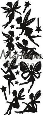 Marianne Design Craftable punch die fee CR1455