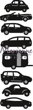 Marianne Design Craftable auto's CR1418