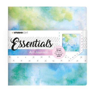 Studio Light Art Journal 16x16 cm Essentials nr.01