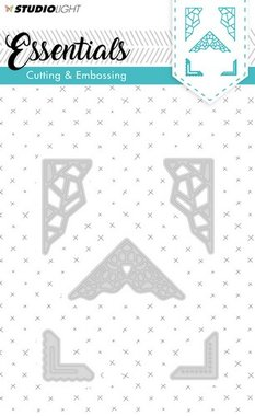 Studio Light Embossing Die Cut Stencil Essentials nr 145