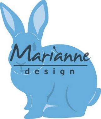 Marianne Design creatable bunny LR0589