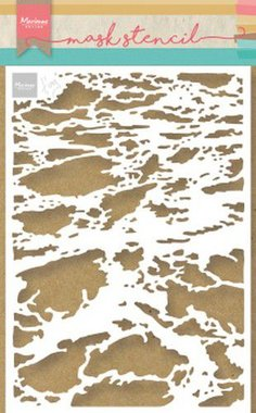 Marianne Design Stencil tiny's oceaan PS8032